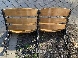 100% Original Game Used 1923-1973 NEW YORK YANKEES STADIUM Baseball SEATS CHAIRS