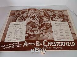 1946 Cleveland Browns vs. New York Yankees Program Cleveland Stadium