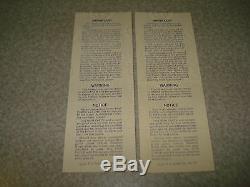 1977 World Series Game 2 Ticket Stub New York Yankee Rare Yankee Stadium Nyy
