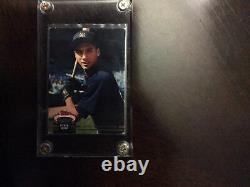 1993 Topps Stadium Club Murphy Derek Jeter New York Yankees #117 Rookie Card