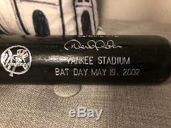 2002 DEREK JETER New York Yankees Bat Day Giveaway SGA Yankee Stadium