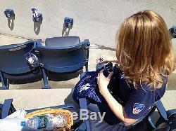 2 Second Row Field Level Sec. 110 New York Yankees Tickets v Balt. 4/8/20
