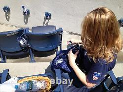 2 Second Row Field Level Sec. 110 New York Yankees Tickets v Tampa 6/3/21