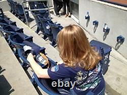 2 Second Row Field Level Section 110 New York Yankees Tickets v BALT 9/6/21