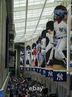 2 Second Row Field Level Section 110 New York Yankees Tickets v CLEVE 9/19/21