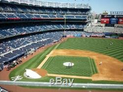 2 Tickets New York Yankees vs Cincinnati Reds 4/18