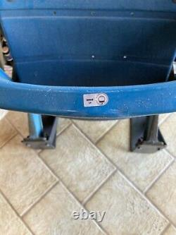 2 with MLB holograms original NEW YORK Yankee Stadium Seat SEATING #6&7DEAL$wow