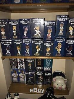 30 New York Yankee Stadium GA Bobble heads