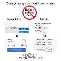 3 Tickets Colorado Rockies @ New York Yankees 7/20/19 Yankee Stadium Bronx, NY