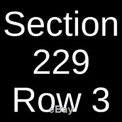 3 Tickets Oakland Athletics @ New York Yankees 8/30/19 Yankee Stadium Bronx, NY