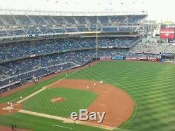 3 Tickets to the ALCS Game 3 (Home Game 1) 10/15 Houston Astros vs NY Yankees