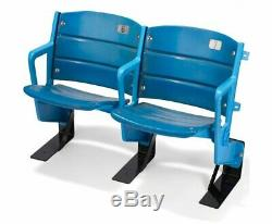 Actuall Pair Of New York Yankees Stadium Seat Steiner Loa & Mlb Authenticated
