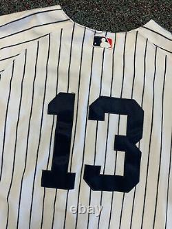 Alex rodriguez new york yankees Vintage 2008 All Star Yankee Stadium Jersey