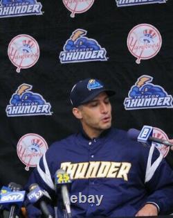 Andy Pettitte New York Yankees 2009 Yankee Stadium Logo, Signed New Era Cap, COA