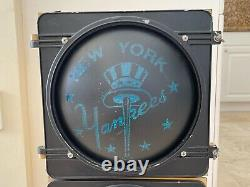 Authentic New York Yankees Stadium Original Ticket Street Traffic Light