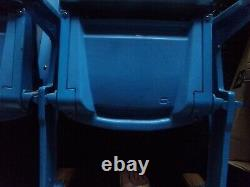 Authentic Original NEW YORK YANKEES Stadium Double Box Seats Steiner MLB COA