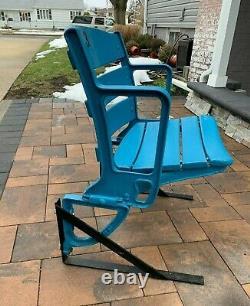 Authentic Yankee Stadium 1923-1973 Wood Seat Chair #3 Babe Ruth New York Yankees