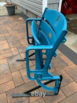 Authentic Yankee Stadium 1923-1973 Wooden Seat Chair #3 Ruth New York Yankees