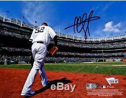CC Sabathia New York Yankees Autographed 8 x 10 Stadium Photograph