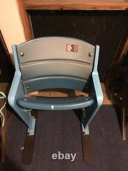 Commemorative NEW YORK Yankee Stadium Seat AMERICAN SEATING #3