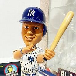 DEREK JETER New York Yankees 2009 Inagurual Season Yankee Stadium Bobble Head