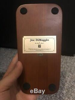 Danbury Mint New York Yankees Joe DiMaggio Statue Figure Sculpture Stadium MLB