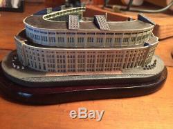 Danbury Mint New York Yankees Old Yankee Stadium Replica With Box 1996