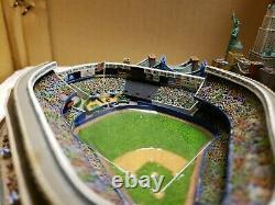 Danbury Mint New York Yankees Opening Day at Yankee Stadium NYC New COA NIB RARE