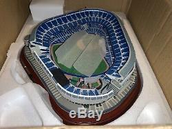 Danbury Mint Night Game At New York YANKEE Stadium Replica Light Up With Box