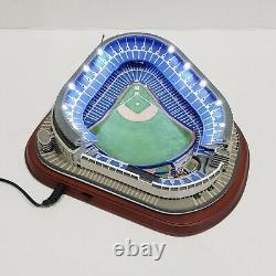 Danbury Mint Night Game At Yankee Stadium Light Up Replica Sculpture New York NY