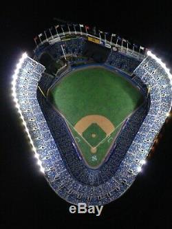 Danbury Mint Yankee Stadium Home of the New York Yankees Replica Ballpark