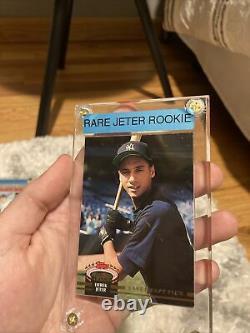 Derek Jeter 1992 Stadium Club Rookie New York Yankees #117