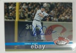 Derek Jeter 2021 Topps Stadium Club Auto 18/25 New York Yankees #76. Super rare