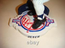 Derek Jeter Bobble Head New York Yankees 100th Anniversary Stadium Exclusive
