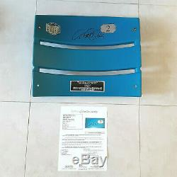 Derek Jeter New York Yankees Original Signed Yankees Stadium Seat Back Jsa, Mlb