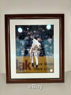Derek Jeter Portrait Frame 2006 Picture 29x25 Inch Old Yankee Stadium New York