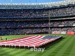 FACE VALUE 2021 New York Yankee FULL Season Tix $4375 REFUND Games Not Attended