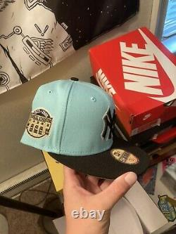 HC Exclusive New Era 59Fifty New York Yankees Stadium Patch Hat Mint
