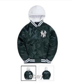 Kith For MLB New York Yankees Gorman Jacket. STADIUM. MEDIUM. Confirm Order