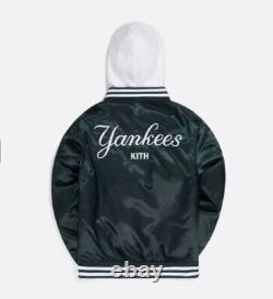 Kith For Major League Baseball New York Yankees Gorman Jacket Stadium XXL