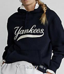 Ltd Polo Ralph Lauren Stadium 1992 Polo New York Yankees Hoodie XL