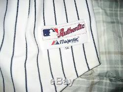 Mariano Rivera Authentic Home New York Yankees Jersey with Stadium Patch
