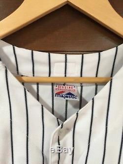 Mickey Mantle 2008 (Final Season Yankee Stadium) New York Yankees Jersey