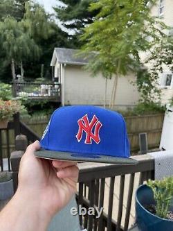 Myfitteds Stadium Tunes Pack New York Yankees Sinatra Brand New Size 7