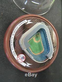 NIB NEW Hawthorne Village New York Yankees Stadium The House That Ruth Built