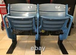 New York Yankee Stadium Seats Yankees Steiner Sports MLB Jackson Jeter Mattingl