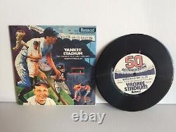 New York Yankee Stadium Souvenirs Memorabilia Seat Plaques Uniform Record