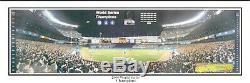 New York Yankees 2000 WORLD SERIES Champion at YANKEE STADIUM Panoramic POSTER