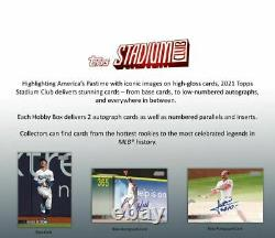New York Yankees 2021 Topps Stadium Club Baseball 16 Box CASE BREAK Lot 5