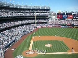 New York Yankees 27-Time World Champions 1939 Flag from stadium Steiner LOA 1/1